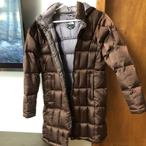North Face Coat Large